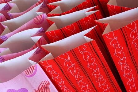 Photo of Valentine's Day Treat Bags Standard-Bild