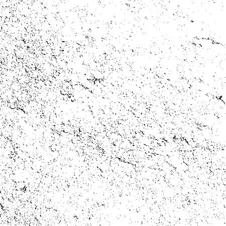 grunge texture on white blackground Illustration