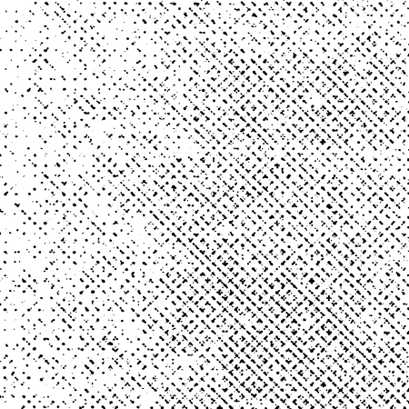grunge texture on white background, abstract grungy vector, halftone dot, rough monochrome design
