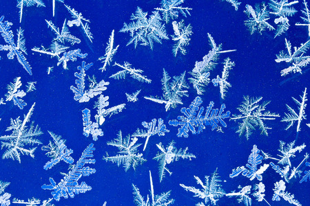 frost: Frost, Close-up
