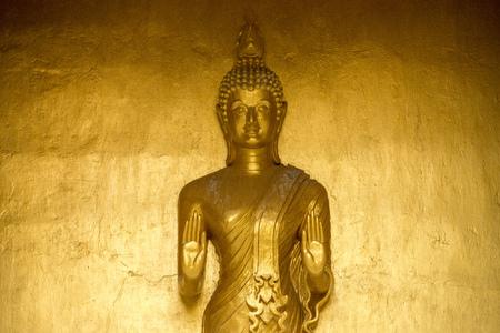 prodigious: golden Buddha