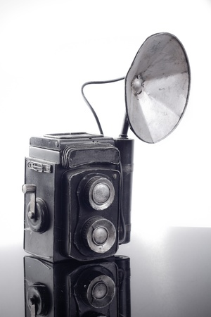 popular brand camera in metal material for collector photo
