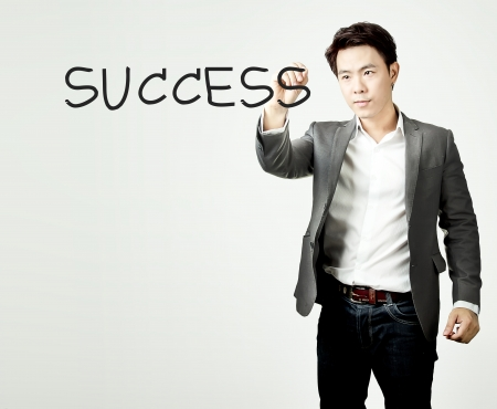 success attitude photo