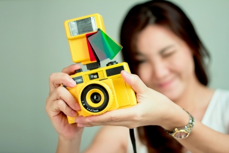 play with camera photo