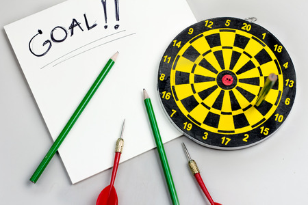 Aim to the goal