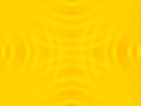 ripple: Abstract yellow  and orange colors rotating ripple background Stock Photo