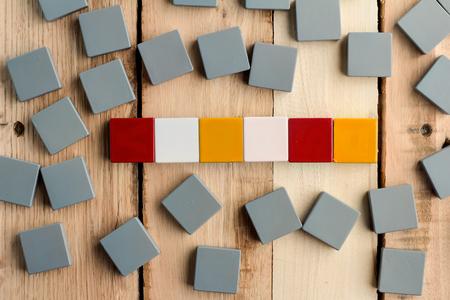 control de calidad: palabra de bloques en blanco en la madera para texts.jpg