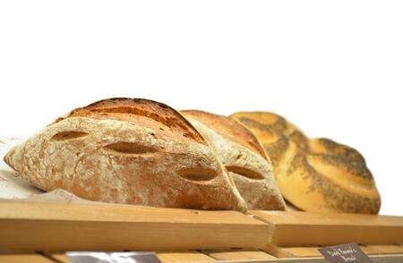 bread shop: Pane Negozio Archivio Fotografico