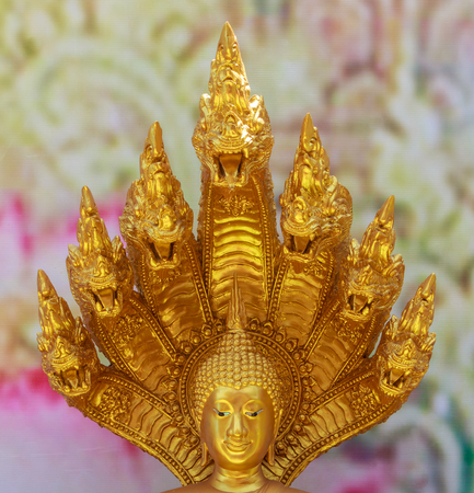 buddha statue: Buddha statue from temple in Thailand Stock Photo