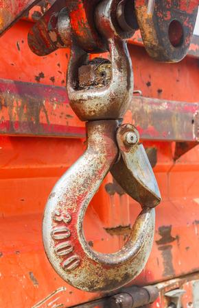 pitting: Steel Hook