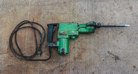 jack tar: Electric hammer Plugger