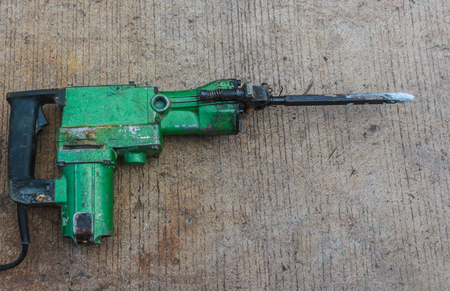 taskmaster: Electric hammer Plugger