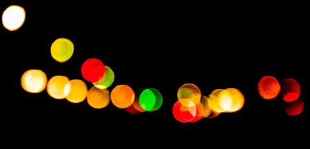 blurr: blurr bokeh lights Stock Photo