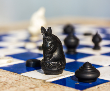 gamers: Chess Thailand.