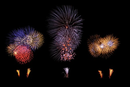 my feverite firework collection Stock Photo - 7148036