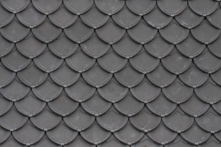 black roof texture Stock Photo - 8237642