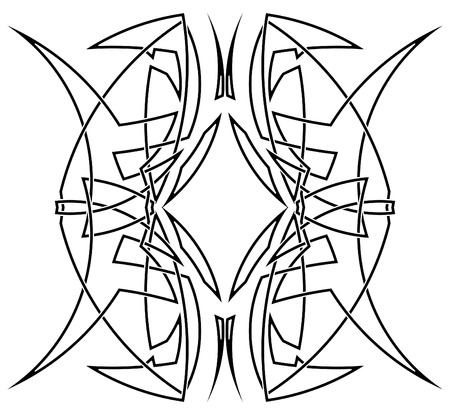 Celtic knot #6 Vector