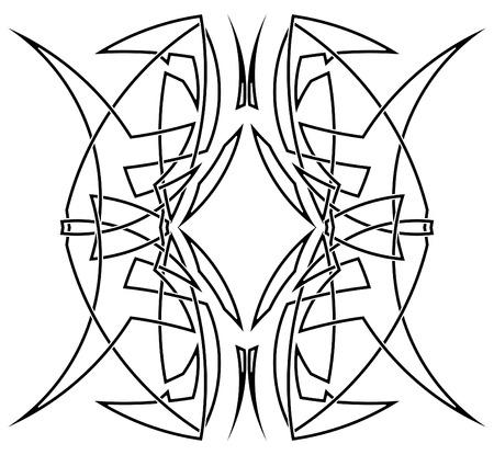 knot work: Celtic knot #6