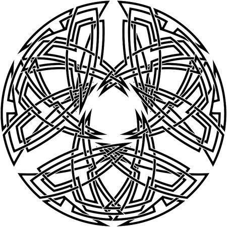 13: Celtic knot #13