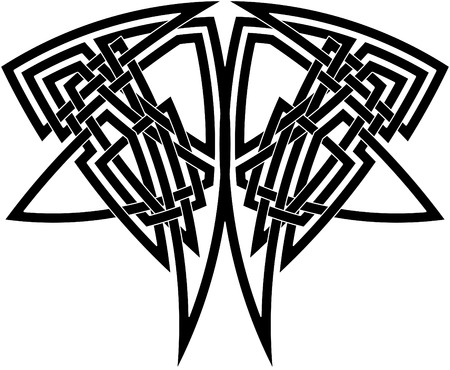 Celtic knot #17 Illustration