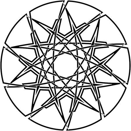 knot work: Celtic knot #30