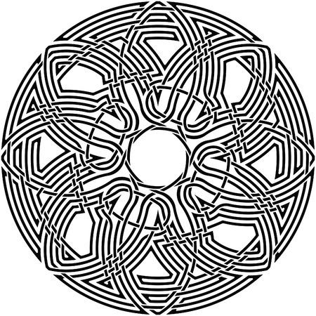 Celtic knot #75