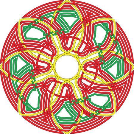 Celtic knot #74