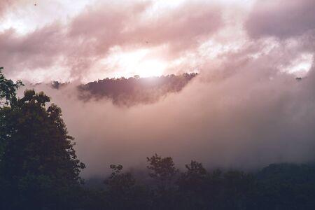 Il cielo dopo la pioggia che ha smesso