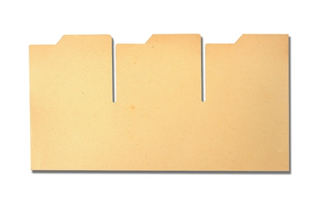 Brown paper. Stock Photo - 11387814