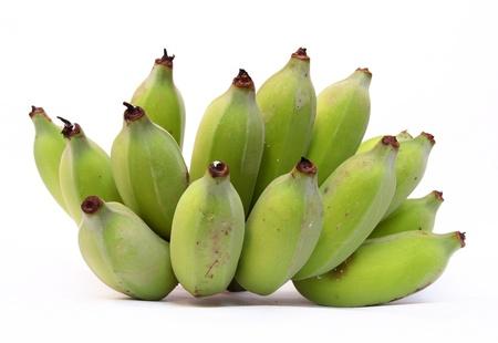 raw banana ,green banana photo