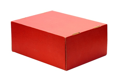 Red box Stock Photo - 11637885