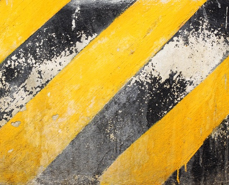 Black and Yellow Stripes  photo
