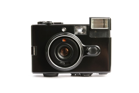 film camera  Stock Photo - 12477293