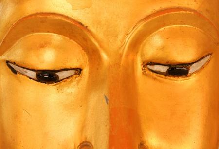 The eyes of Buddha s face Stock Photo - 13631638