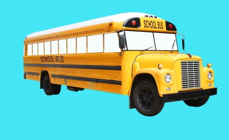 flashers: Autob�s escolar
