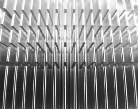 decorration: Aluminum abstract