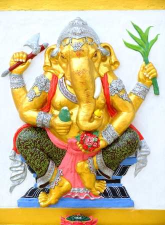 Indian God Ganesha photo