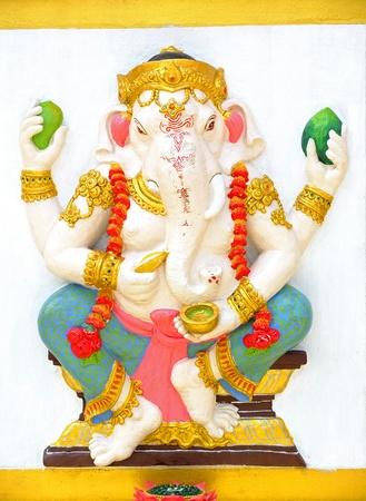 siddhivinayaka: Indian God Ganesha Stock Photo