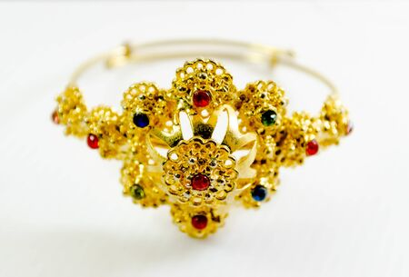 Gold jewelry is jewelry of Thai people. And is the identity of Thailand