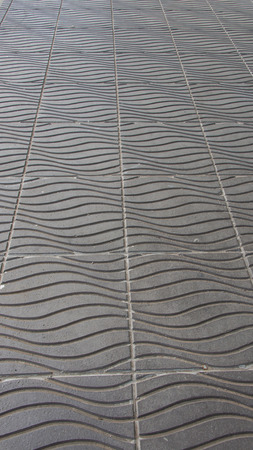 aisles: Cement Panels on The Aisles