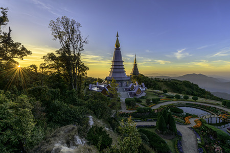Doi Inthanon Chiang Mai Thailand