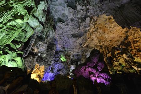 nam: Paradise cave at Vietnam