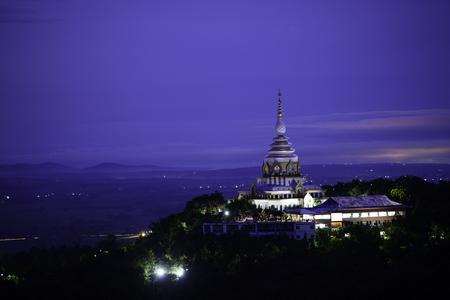 Wat thaton temple in chiang mai .,Thailand.