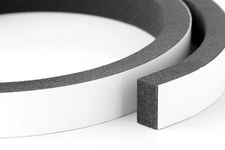 absorb: Airtight Tape Foam Stock Photo
