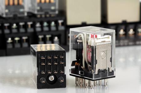 전기 보조 계전기 스톡 콘텐츠 - 50569479