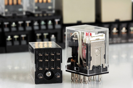 isolator switch: Electrical Auxiliary Relay