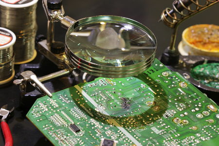 Printed Circuit Board Repair