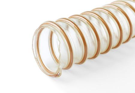 suction: Transparent Suction Blower Hose