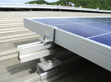 Mounting Kits Solar PV Rooftop