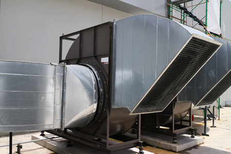 Centrifugal Air Blower Industrial Type